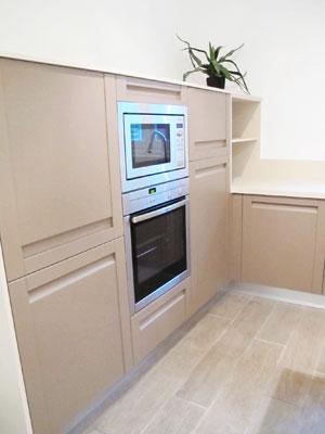 Colonne cuisine pour four micro onde meuble cuisine for Colonne cuisine inox