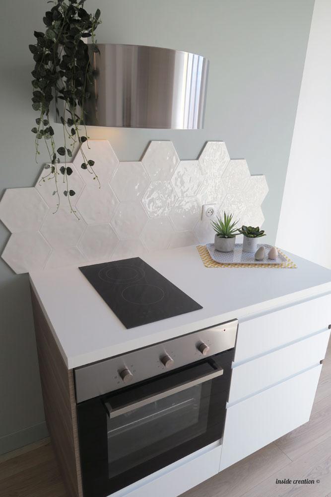 jolie petite cuisine pour une ambiance vintage. Black Bedroom Furniture Sets. Home Design Ideas